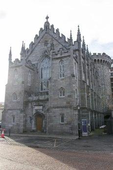 Dublin Castle Chapel