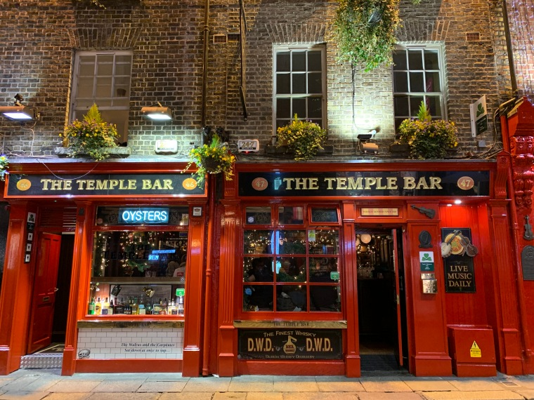 The Temple Bar 2
